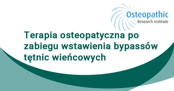 PL - 72 - Osteopatia po bypasach